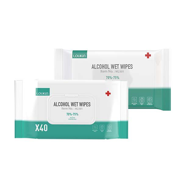 Alcohol Wipes (2)